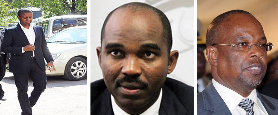 """Ndambi Guebuza, António Carlos Rosário e Gregório Leão ainda aguardam  decisão do Tribunal Supremo sobre o seu pedido de """"Habeas Corpus"""""""